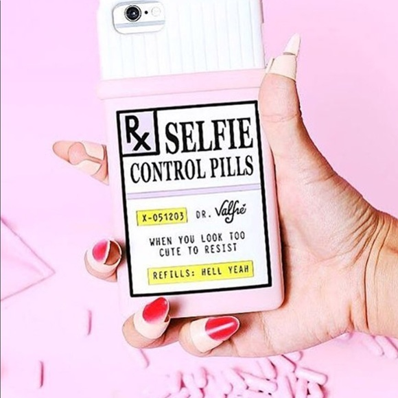 sports shoes 69062 65eb8 Valfre selfie control pills iPhone 6s+ case